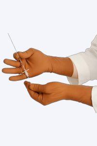 Disposable lead gloves