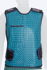Radiation protective lead lined Ergo-Fit+ vest