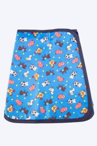 Childrens radiation protection skirt