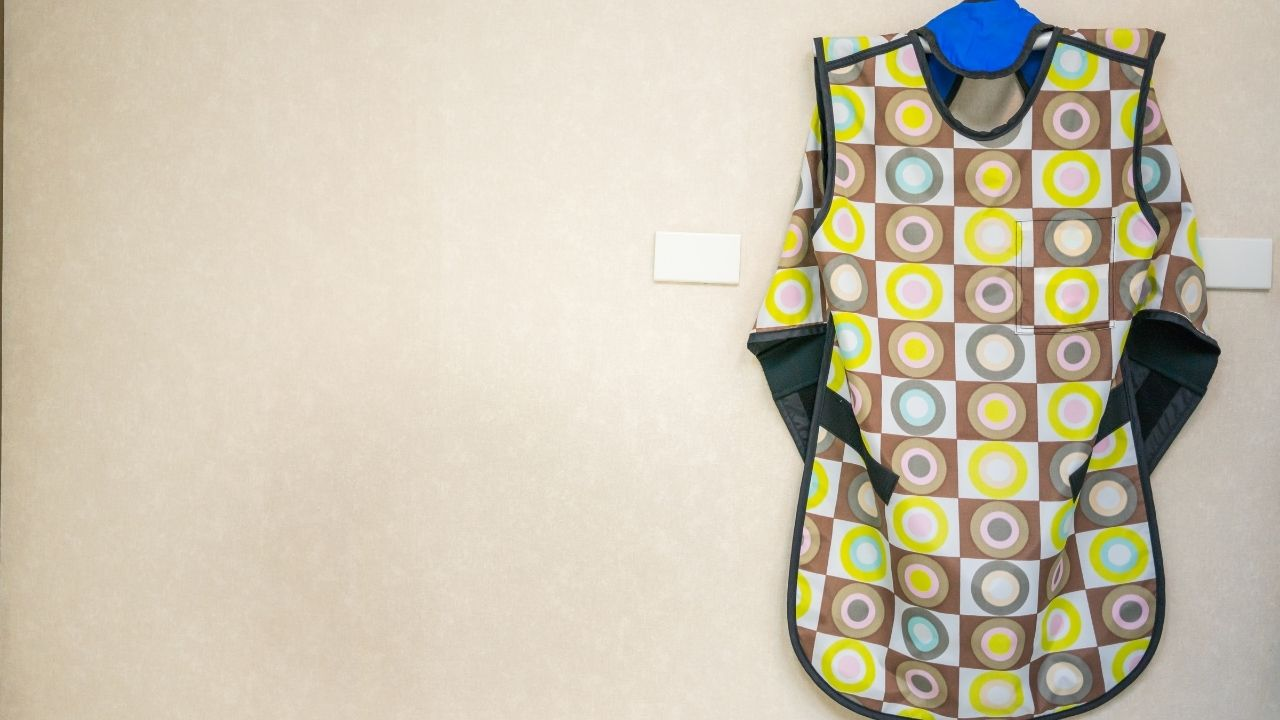 lead apron effectiveness